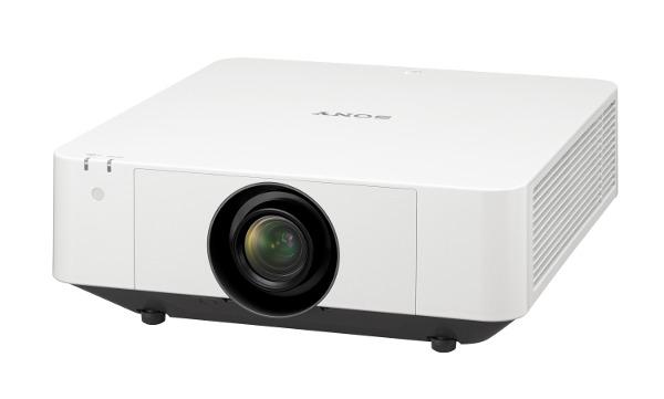 Новые лазерные проекторы Sony
